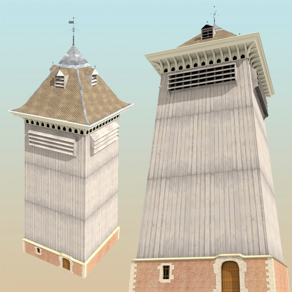 klokhuistoren