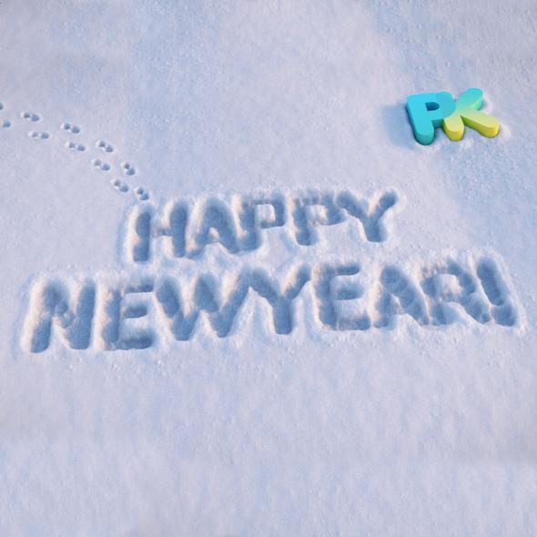 newyear_snow